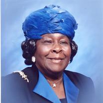 Mrs. Carrie Mae Biles