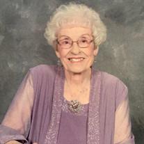 Mrs. Peggy Ellis White
