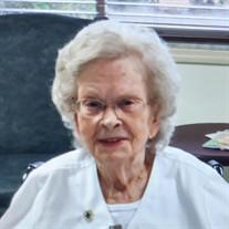 Mrs. Helen Jones Halstead