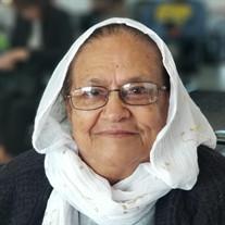 Goura Parvati Singh