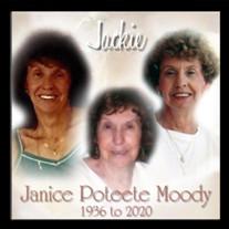 "Janice L. ""Jackie"" Poteete Moody"