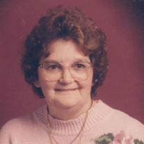 Frieda Mae (Skeens) Bowling