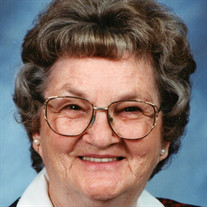 Bobbie Thelma McGaffee Slusher