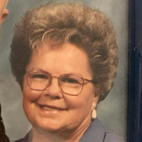 Mrs. Joyce Jordan Woods