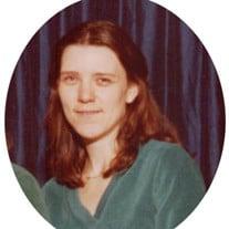 Catherine Ann Roberts