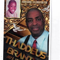 Thaddeus Brantley