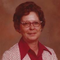 Ruth Virginia Cooksey