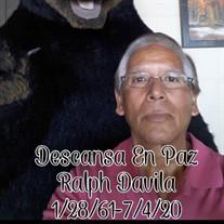 Ralph James Davila
