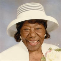 Mother Alma Jean Prater