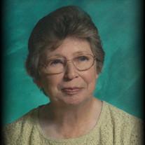 Vallie Rhea Kiser Helton of Pocahontas, Tennessee