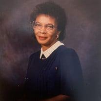 Mrs. Ruby Dean Eubanks