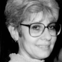 Patricia Ellen Barcus
