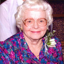 Edna Mae Ogletree