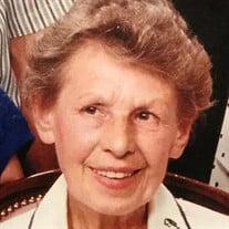 Gladys Jane Blouin