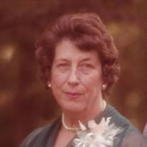 Mrs. Dorothy Stratton Stovall