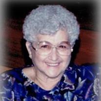 Ethel Trahan Menard