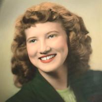 Shirley Ann Sebaugh