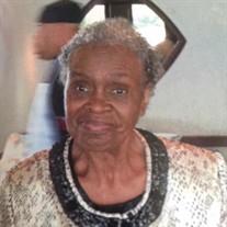 Mrs. Agnes Marie Jackson Leonard