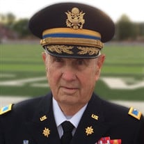 Col. (ret.) Lawrence George Clayton
