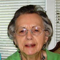 Betty Jean Greger