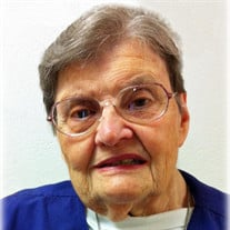 Sr. Marie Michelle Geerken, MHS