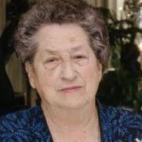 Mrs Yvonne Vedros Cheramie