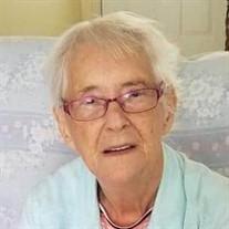 Mrs. Ruby Pearl Jones Manning