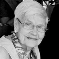 Hazel Virginia Gandrud
