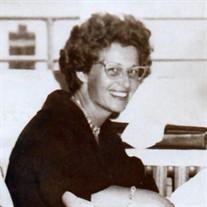 Bertha L Tracey (Flegel)