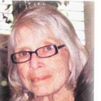Mrs. Sarah Elizabeth Blankenship Dye