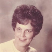 Marie Annetta Raines (Rogers)