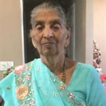 Shantaben Chaturbhai Patel