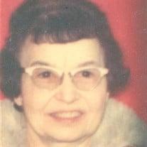 Alice Mary Esch