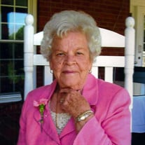Gladys Marie Perry Snyder