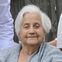 Clara Bell Usie Dufrene