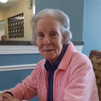 Betty Lou Farlow Upchurch Mountcastle