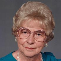 Alice June Warner