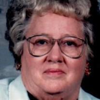 Geraldine Phillips Morris