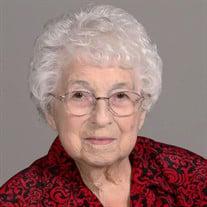 Norma D McPherson