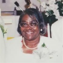 Mrs. Georgeanna Williams