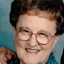 Mattie Colleen Vance