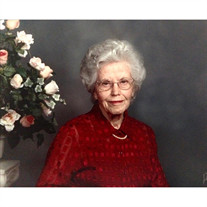 Frances Irene Vaughan