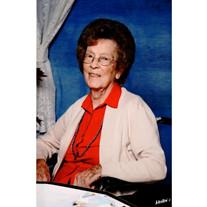 Ruby Ellen Blalock