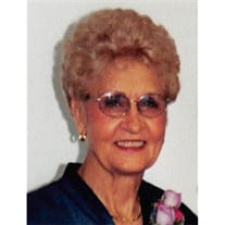 Betty Jo Cunningham Crider