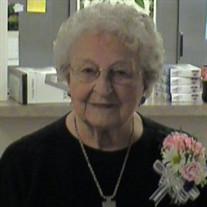 Lucille M McBride