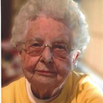 Elsie M. Beaudean