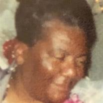Margie Ann Florence Bachus Thonpson