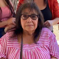 Mary Cora Montoya