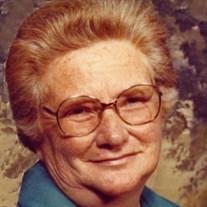 Arlis Mae Kincheloe