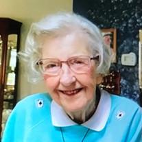 Eileen Henrietta Van Gorden